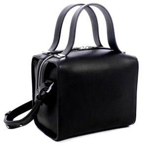 NWT French Connection Owen Mini Box Bag